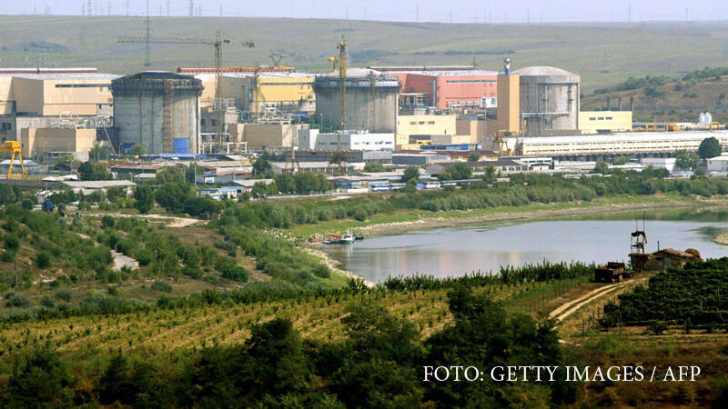 centrala nucleara de la Cernavoda