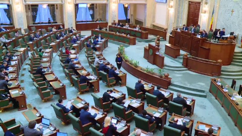 Scandal în Parlament. Dragnea a convocat sesiune extraordinară, dar nici măcar el nu a venit