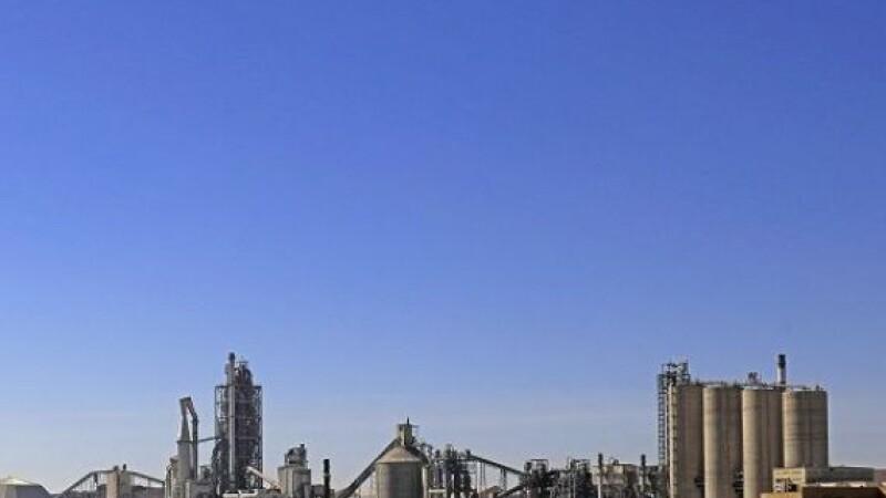 Fabrica Lafarge Siria - Getty