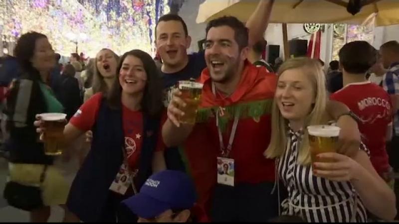 Impactul turiștilor veniți în Rusia pentru Cupa Mondială asupra economiei