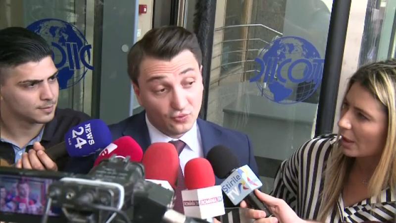 Paul Ionescu, consilierul lui Liviu Dragnea, audiat la DIICOT