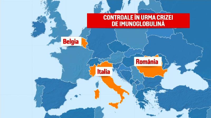 Suspiciuni extrem de grave la adresa producătorilor și distribuitorilor de imunoglobulină