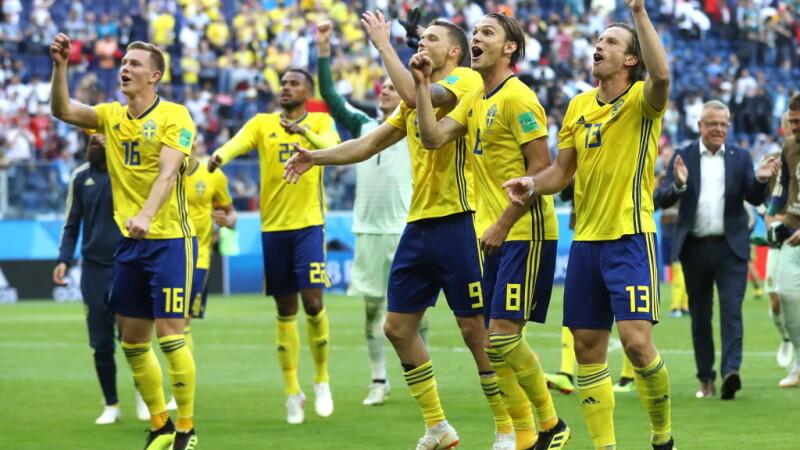 Suedia, Cupa Mondială
