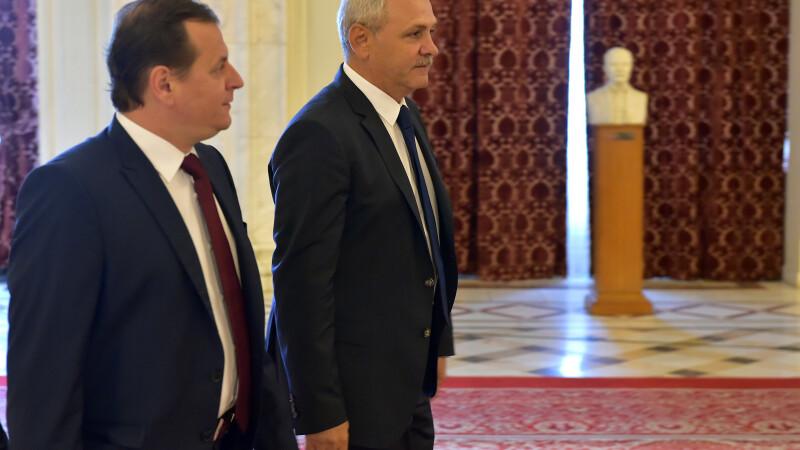 Gabriel Vlase, Liviu Dragnea