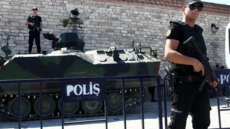 Un nou val de arestări în rândul ofiţerilor, în Turcia. De ce sunt acuzaţi