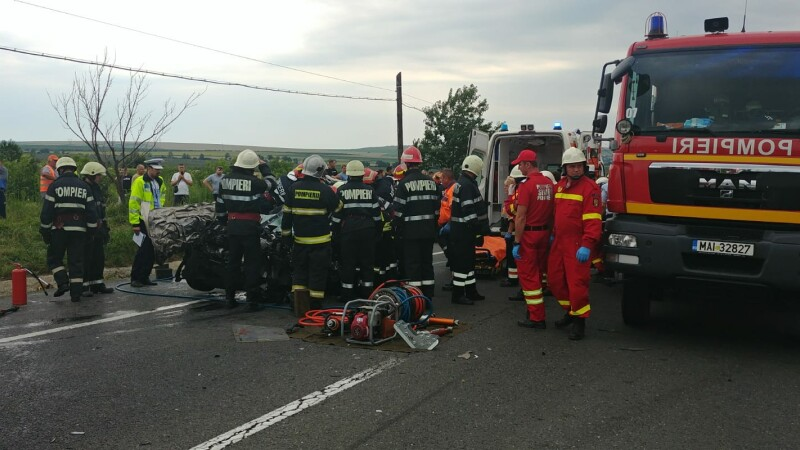 accident baltati