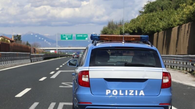 politie rutiera Italia