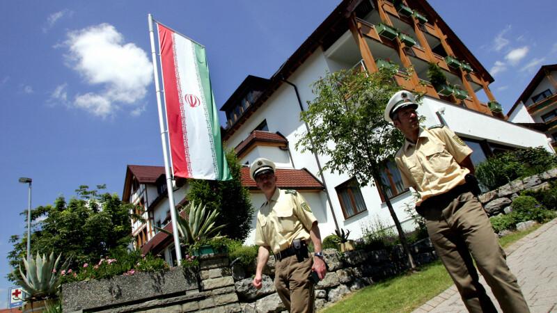 politie iran