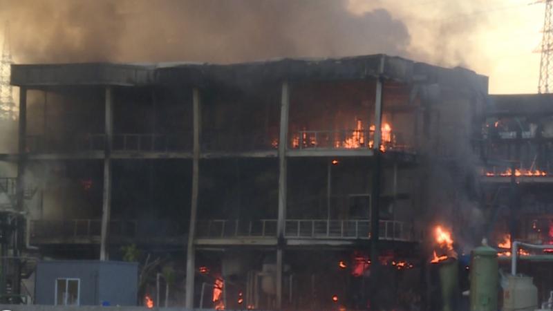 19 morţi după o explozie într-un combinat chimic în China