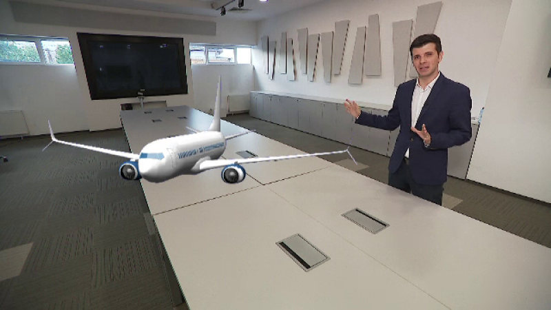 Tarom, Boeing