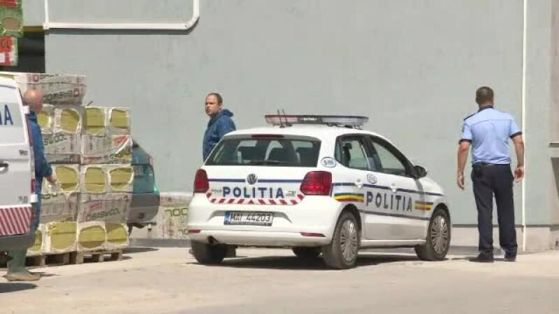 ancheta politie doi morti