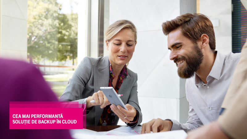 Telekom Cloud Backup
