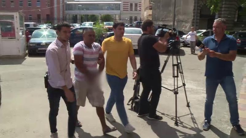 Suspecti crima Bucuresti