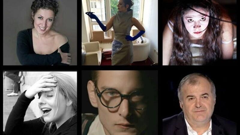 Mai mulți actori au anunțat că se implică în campania #fărăpenali, în Piața Universității