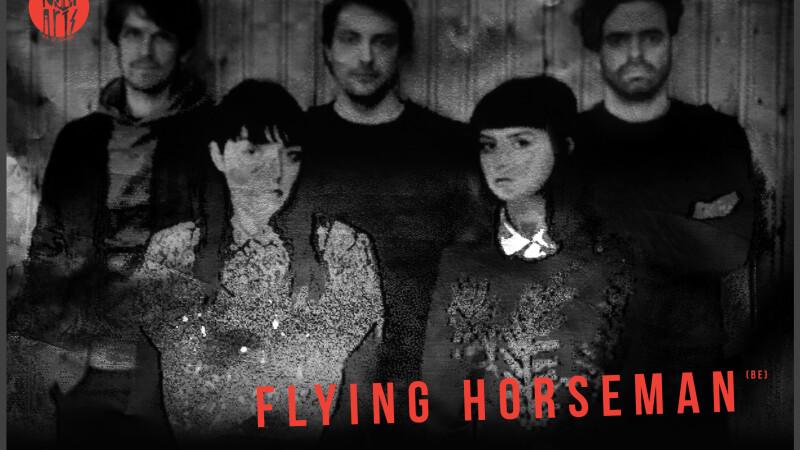 Post-rock și dark-blues. Trupa Flying Horseman cântă în premieră în România