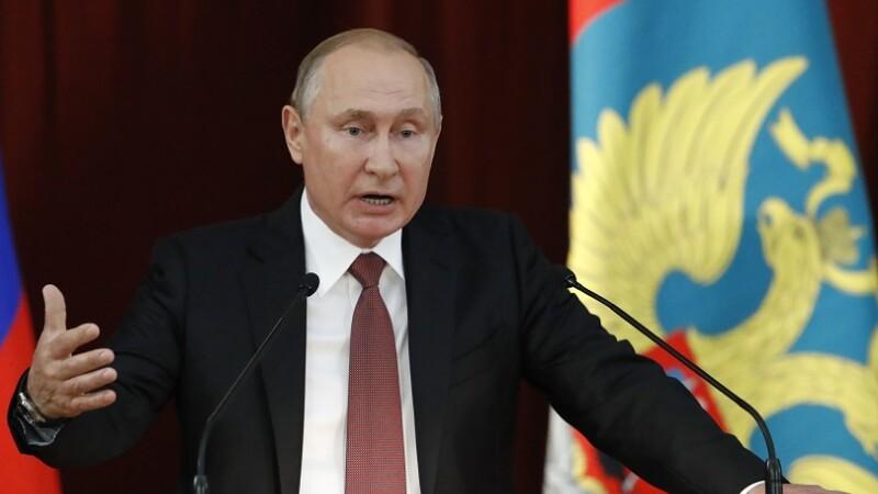 """Vladimir Putin, atac dur la adresa lui Serghei Skripal: """"Un trădător, o scursură"""""""