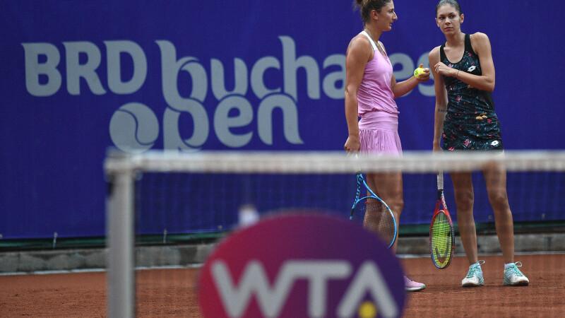Irina Begu și Andreea Mitu