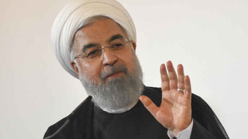 Hassan Rouhani,