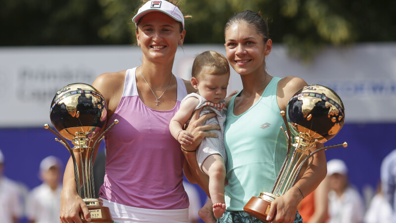 Irina Begu/Andreea Mitu - 1