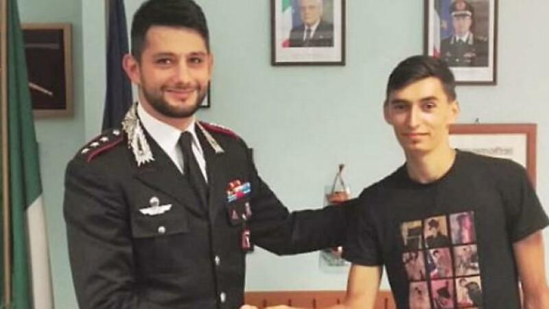 Un român din Italia a găsit pe stradă un portofel plin cu bani. Primul gest pe care l-a făcut