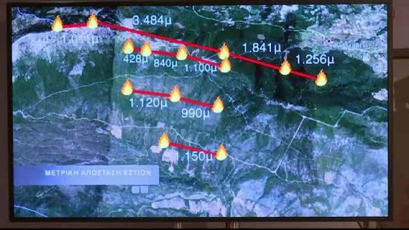 Incendii In Grecia Descoperirea Autorităților După Ce Au Văzut
