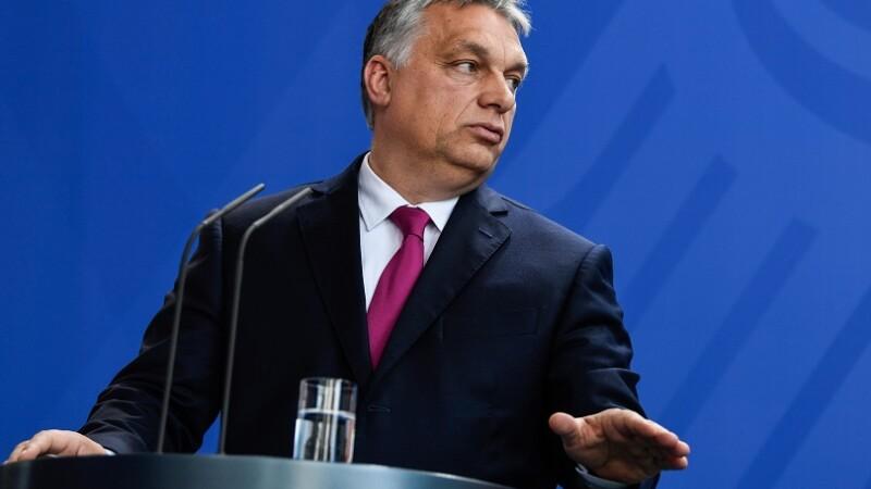 Fidesz, partidul lui Viktor Orban, a fost suspendat din Partidul Popular European