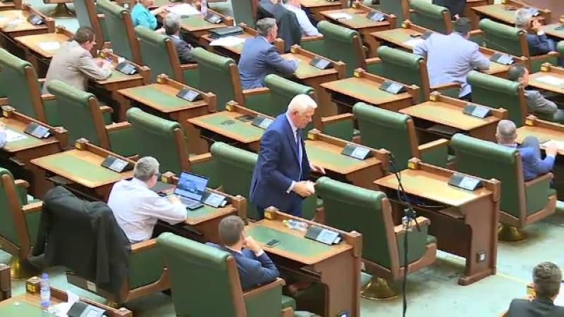Legea privind votul în diaspora, adoptată în Senat