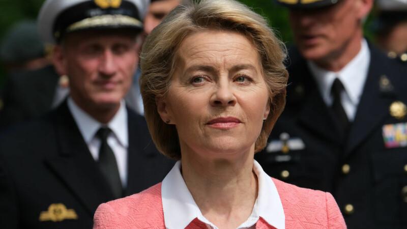 Ursula Von der Leyen - 3