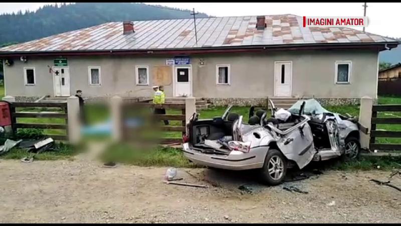 accident neamt, ceahlau, accident, 4 tineri morti,