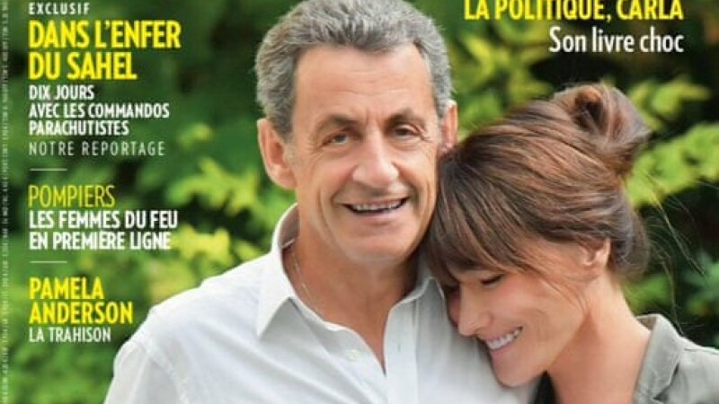 Sarkozy-Bruni
