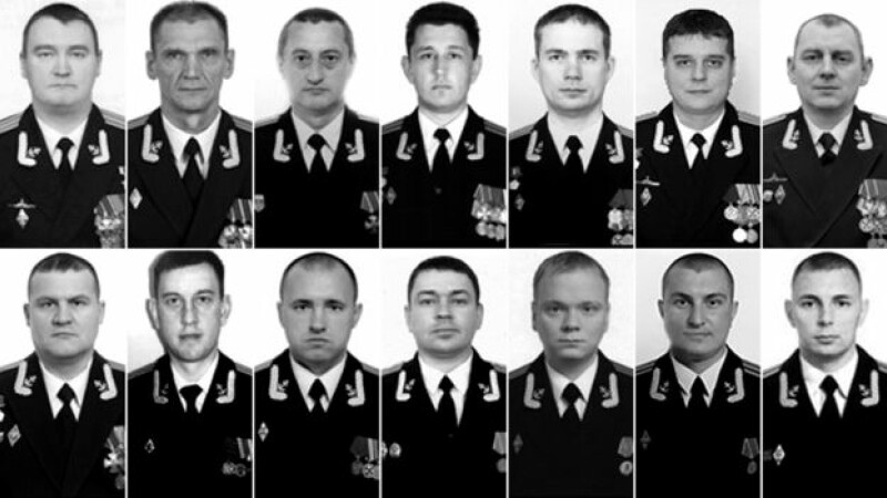 marinari, rusi