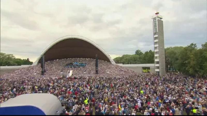 estonia, festival, cantece patriotice