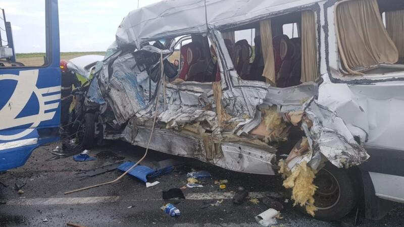 Accident Olt, Priseaca
