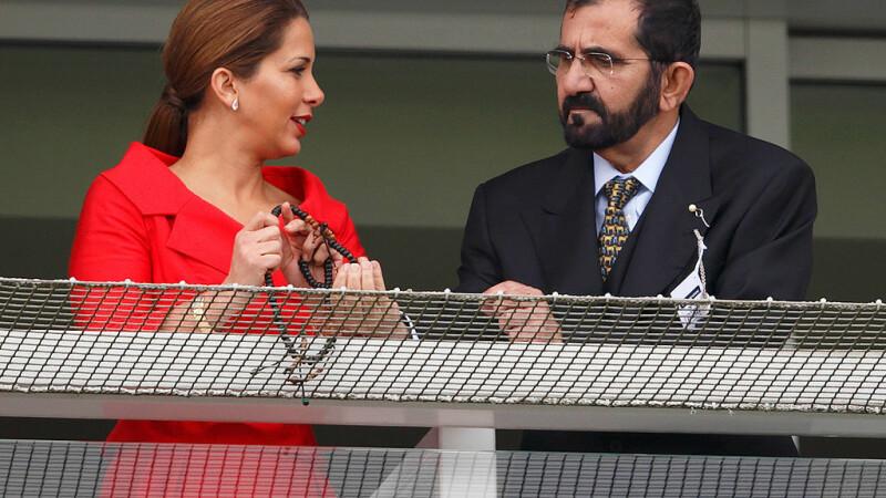 Prințesa Haya ar fi fugit din Dubai din cauza unui soldat britanic. Cum l-a sfidat pe șeic - 4