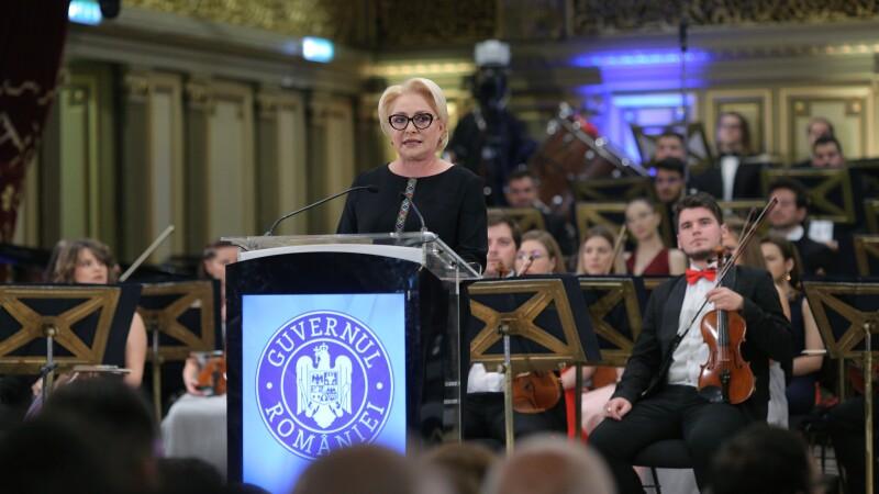 Finalul Președinției române a Consiliului UE, marcat printr-un concert la Ateneu
