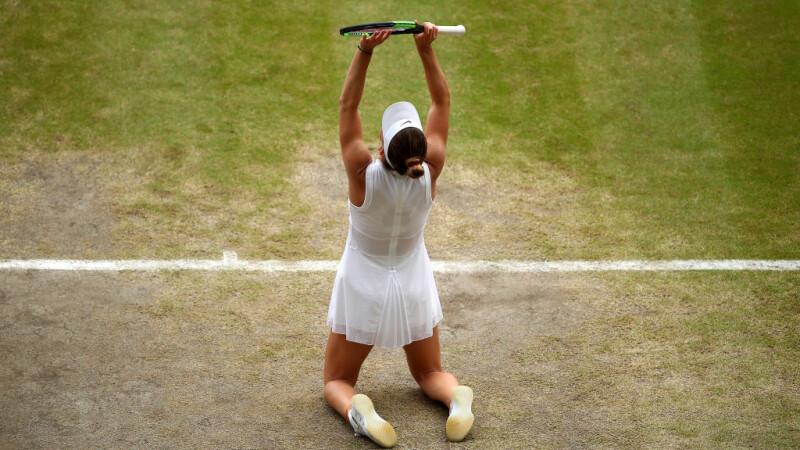 Simona Halep, campioană la Wimbledon - 1