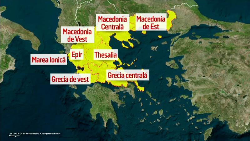 Cod de furtuna in Grecia