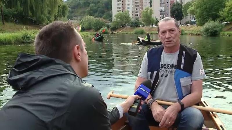 """Râurile care ar putea fi oaze de relaxare. Patzaichin: """"E nevoie să schimbăm ceva legi"""""""