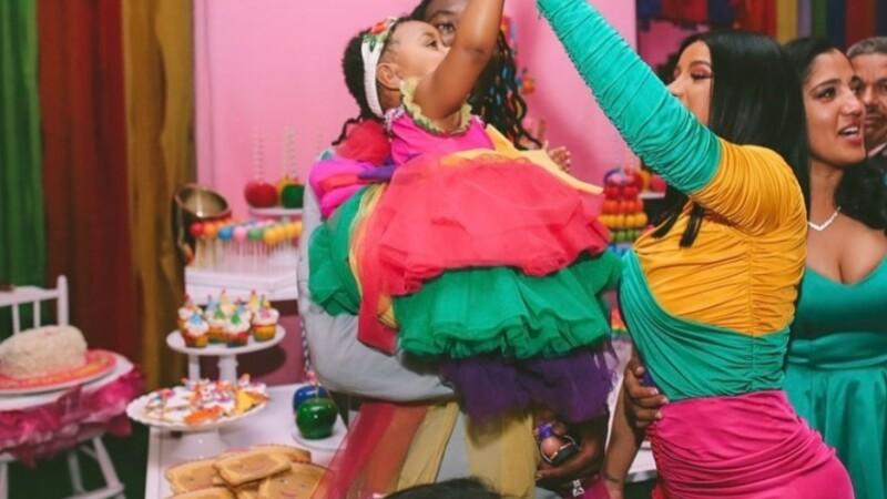 Cardi B i-a organizat fiicei de un an o petrecere de 400.000 de dolari. FOTO - 1