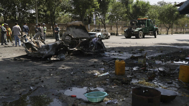 Explozie la Universitatea din Kabul. Sunt 6 morți și 27 de răniți - 1