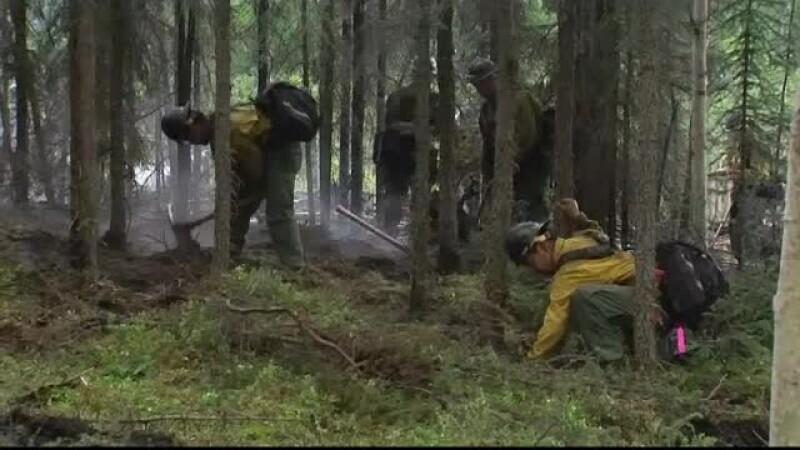 pompieri Alaska