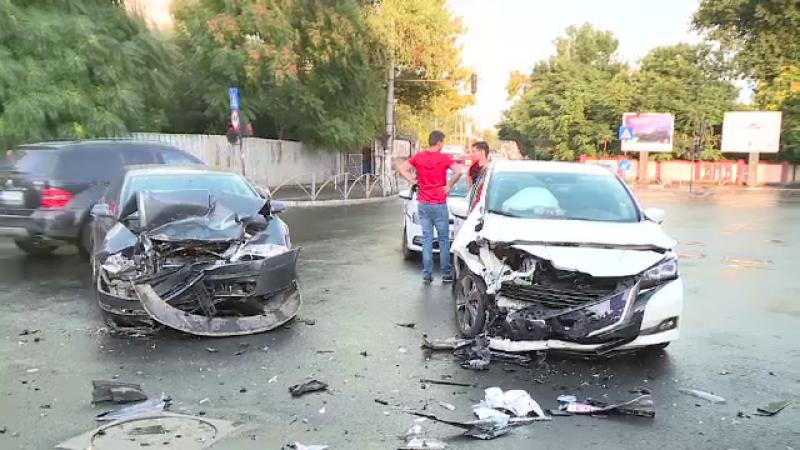 accident, bucuresti, impact