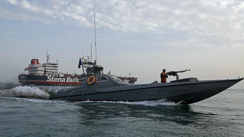 petrolier, Iran, stramtoarea Ormuz