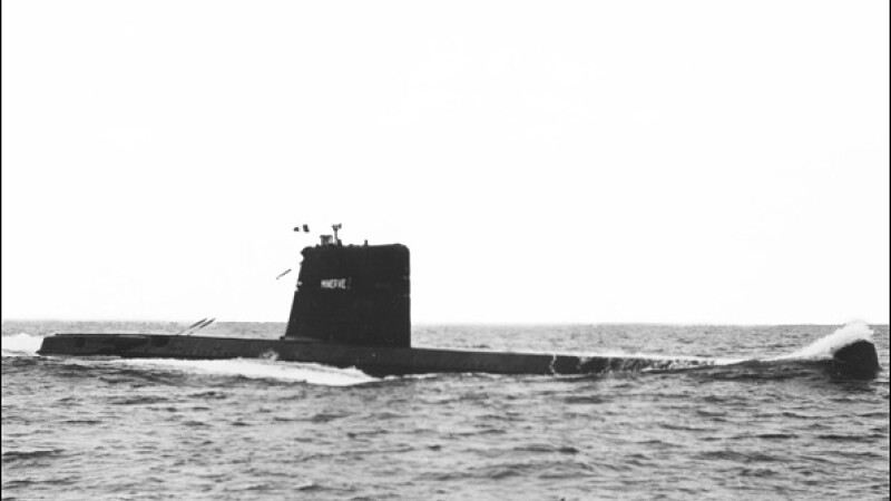 submarin francez