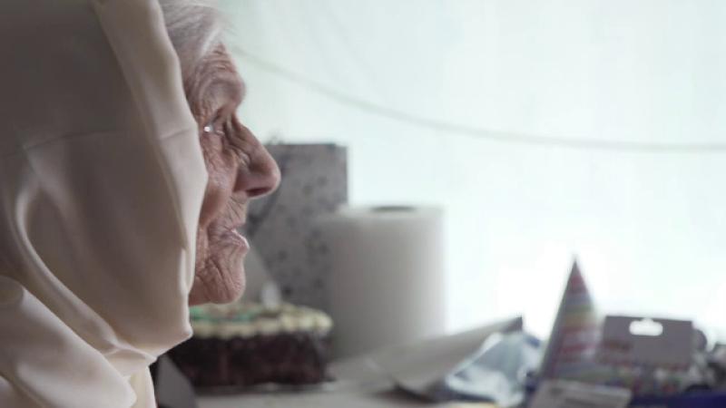Dorinţa neobişnuită a bătrânei de 100 de ani din Prahova