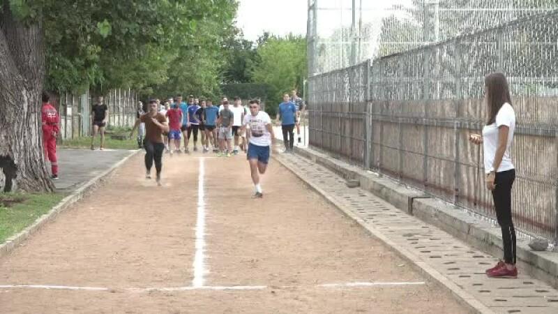 test sport
