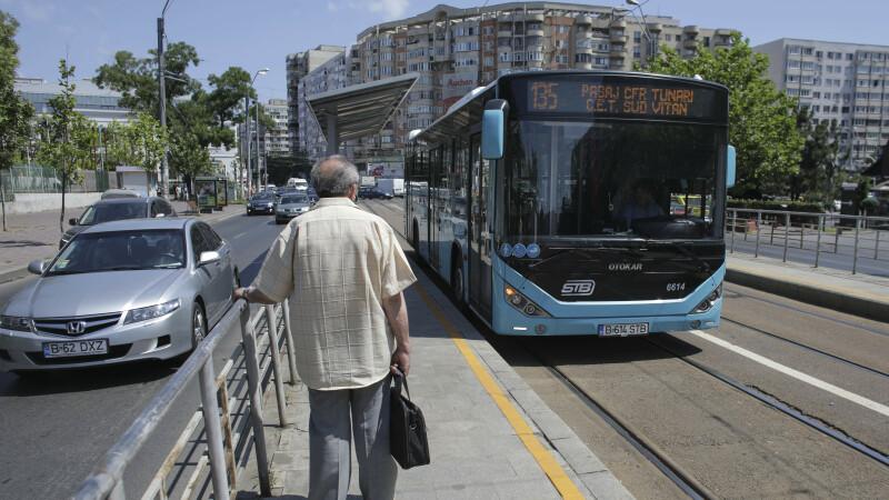 Autobuze pe linia de tramvai - 3