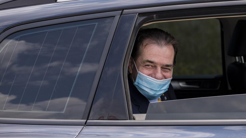 """Premierul Orban, despre restructurarea aparatului bugetar. """"Angajații care plimbă hârtii nu își vor mai avea rostul"""""""