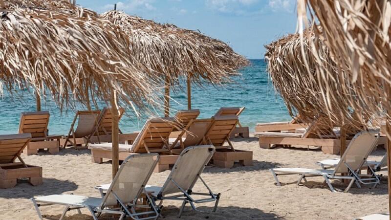 plaja grecia