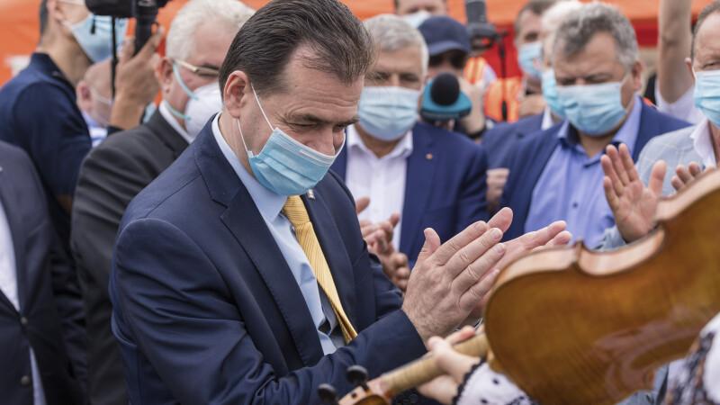 """Orban anunță """"controale la sânge"""" pentru verificarea respectării normelor de protecţie sanitară. """"Le vom închide"""""""